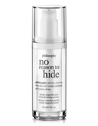 Philosophy No Reason to Hide-NO COLOUR-30 ml