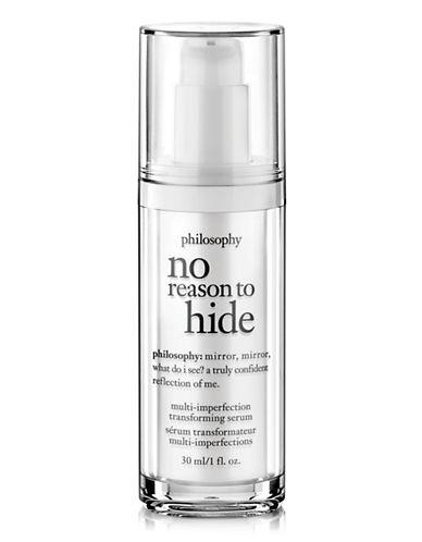 Philosophy No Reason to Hide-NO COLOUR-30 ml