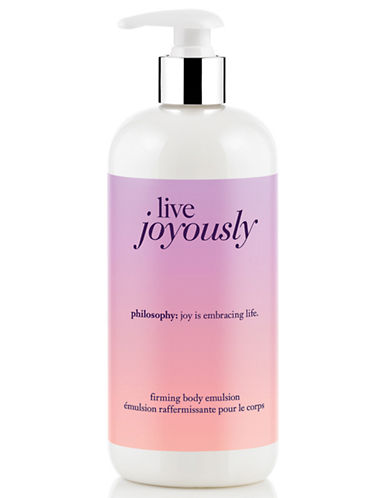 Philosophy Live Joyously 480ml Body Lotion-NO COLOUR-480 ml