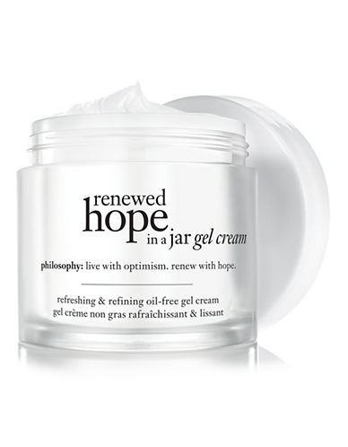 Philosophy Renewed Hope in a Jar Gel Cream-NO COLOUR-60 ml