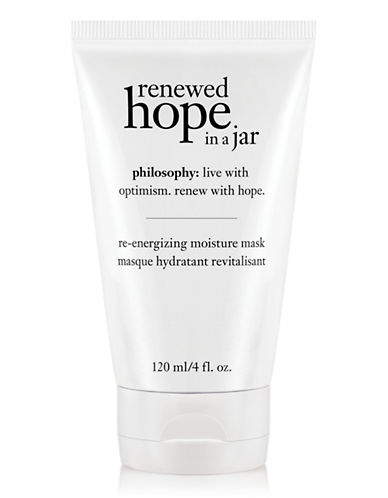 Philosophy Renewed Hope in a Jar Re-Energizing Moisture Mask-NO COLOUR-100 ml