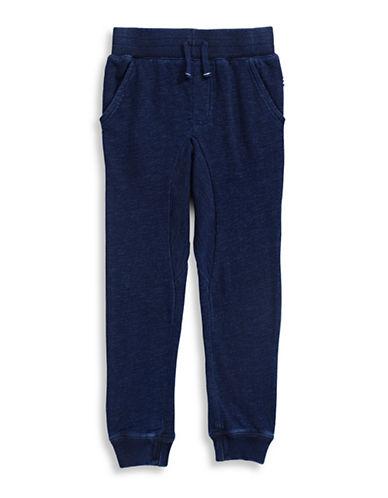 Splendid Doubleknit Joggers-BLUE-2T