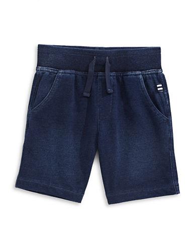 Splendid Relaxed Indigo Shorts-BLUE-7