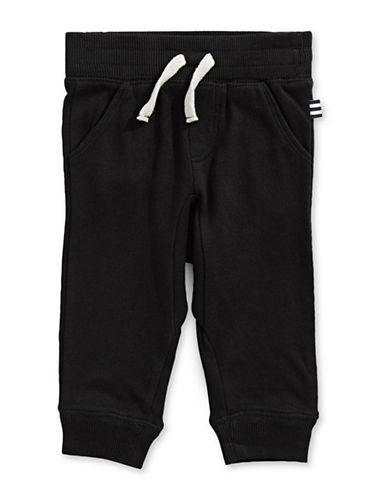 Splendid French Terry Joggers-BLACK-3-6 Months
