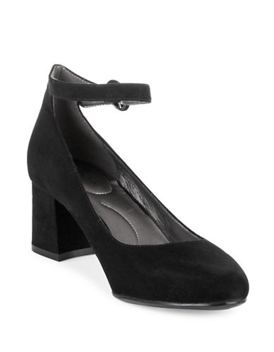 Bandolino Odear Mary Jane Pumps-BLACK-10