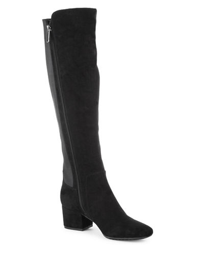 Bandolino Florie Tall Boots-BLACK-10