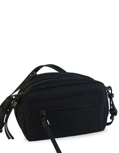 Sondra Roberts Squared Camera Bag-BLACK-One Size