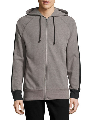Alternative Franchise Zip Hoodie-GREY-X-Large 89188371_GREY_X-Large