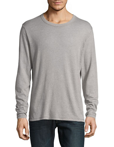 Alternative Long Sleeve Keeper T-Shirt-GREY-Medium 89188351_GREY_Medium