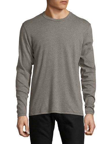 Alternative The Keeper Long Sleeve T-Shirt-BLACK-X-Large