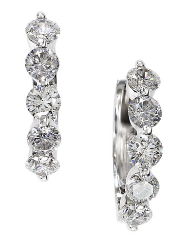Effy 14k White Gold  Earrings-DIAMOND-7
