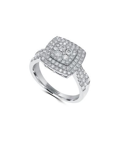 Effy 14K White Gold Ring with 0.75 TCW Diamonds-DIAMOND-7