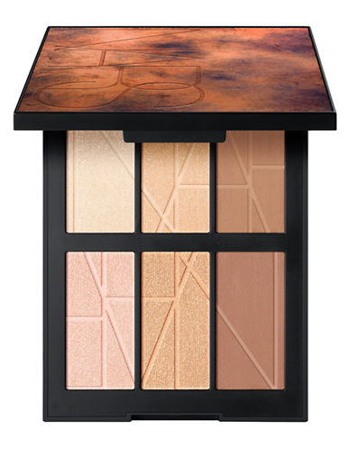 Nars Bord Plage Highlighting Palette-NO COLOR-One Size