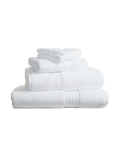 Hotel Collection Elite Cotton Blend Bath Towel-WHITE-Bath Towel