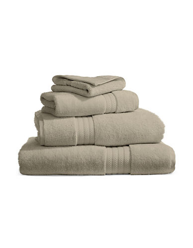 Hotel Collection Elite Cotton Blend Bath Towel-FLAX-Bath Towel