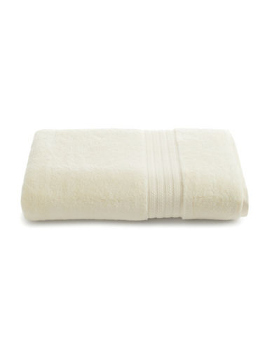 Hotel Collection Elite Cotton Bath Sheet-IVORY-Bath Sheet