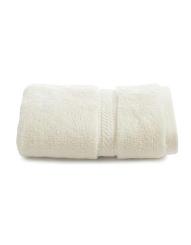 Hotel Collection Elite Cotton Blend Wash Cloth-IVORY-Washcloth