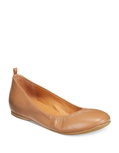 Style And Co. Vinniee Ballet Flats-COGNAC-8