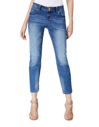 I.N.C International Concepts Bellini Straight-Leg Jeans-BLUE-2