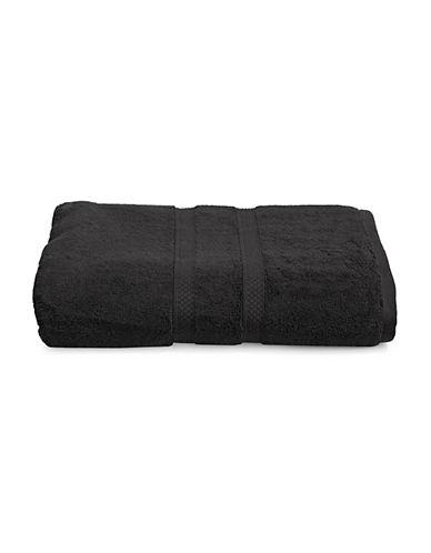 Charter Club Home Elite Cotton Bath Towel-BLACK-Bath Towel
