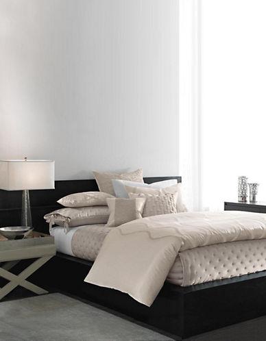 Hotel Collection Lustre Bedskirt-GOLD-King