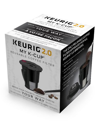 Keurig Reusable 2.0 My Cup Coffee Filter 87943639