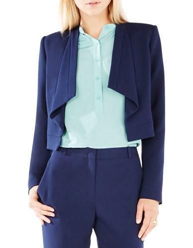 Bcbgmaxazria Franco Draped Jacket-BLUE-Large 88458751_BLUE_Large