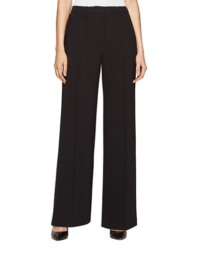Bcbgmaxazria Chris Wide-Leg Pants-BLACK-Large 88826933_BLACK_Large