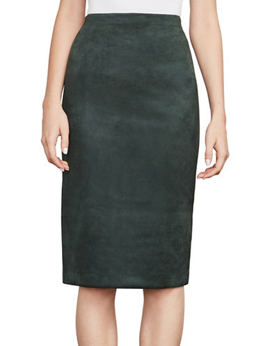 Bcbg Maxazria Lyric Knit Skirt-GREEN-Medium