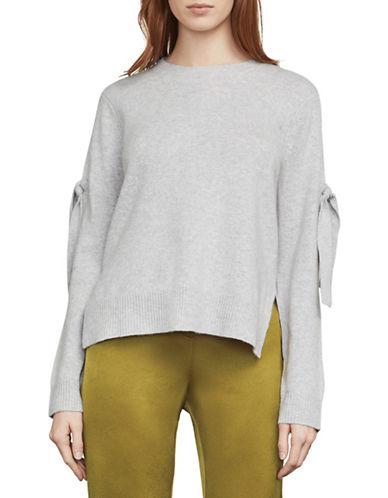 Bcbg Maxazria Emory Merino Wool-Blend Sweater-GREY-X-Small