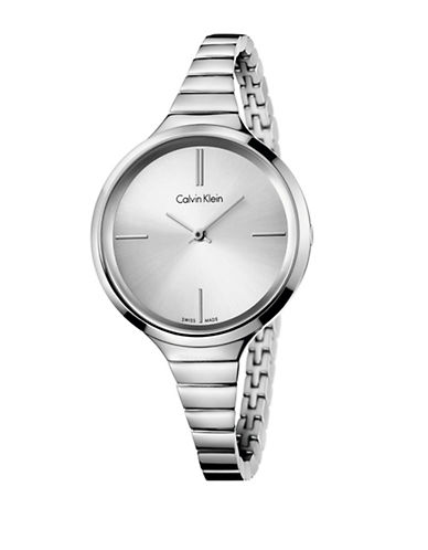 Calvin Klein Womens Lively K4U23126-SILVER-One Size 87033446_SILVER_One Size