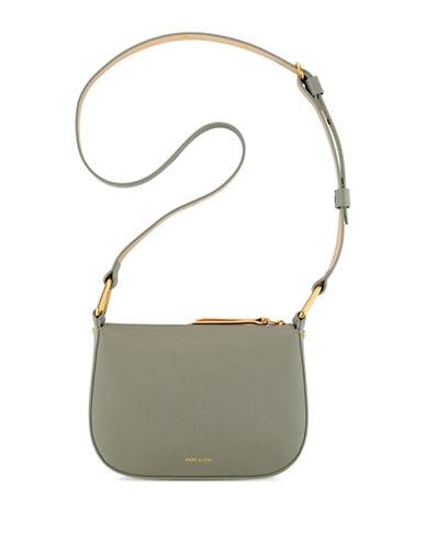 Anne Klein Linda Crossbody Bag-GREY-One Size