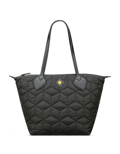 Anne Klein Martha Tote-BLACK-One Size 89476606_BLACK_One Size