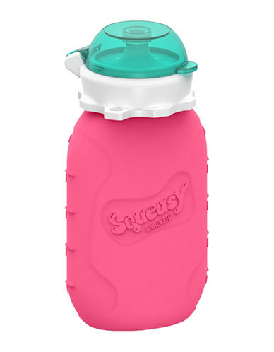 Squeasy Gear Snacker 6 oz.-PINK-6