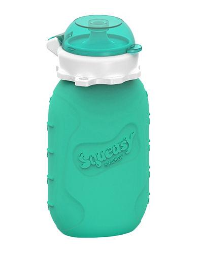 Squeasy Gear Snacker 6 oz.-GREEN-6