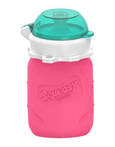 Squeasy Gear Snacker 3.5 oz.-PINK-3.5