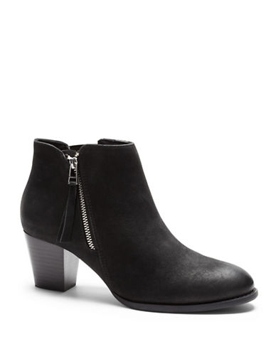 Vionic Sterling Booties-BLACK-6.5