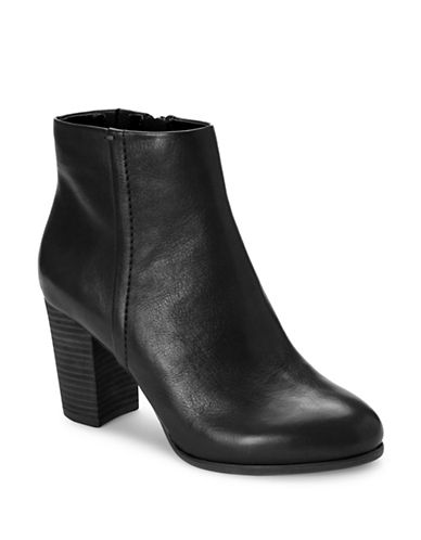 Vionic Kennedy Booties-BLACK-9.5