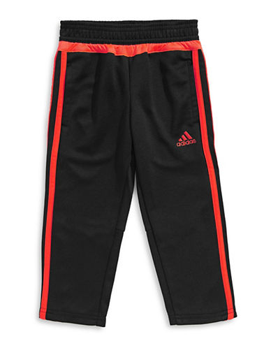 Adidas Climacool Three-Stripe Pants-BLACK-2T 88510005_BLACK_2T