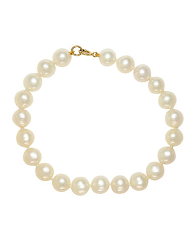 Effy 14K Yellow Gold Pearl Bracelet-PEARL-One Size