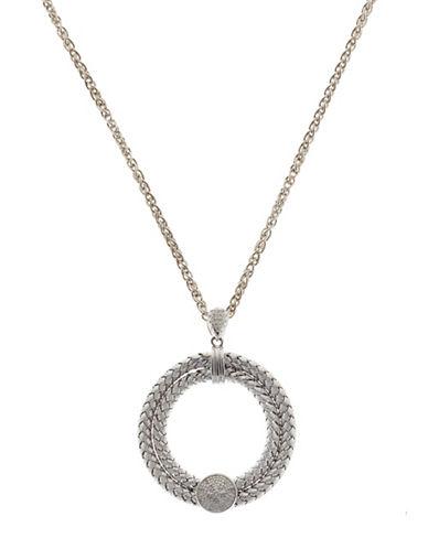 Effy Effy Ss  Diamond Pend-DIAMOND-One Size