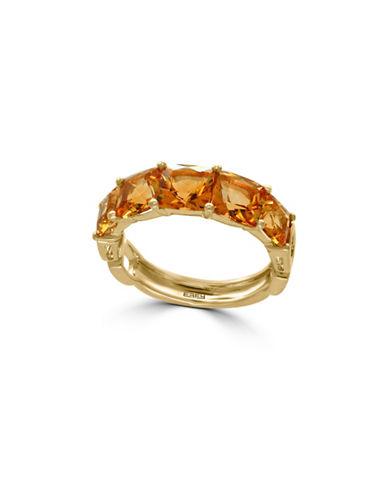 Effy 14K Yellow Gold Citrine Ring-CITRINE-7