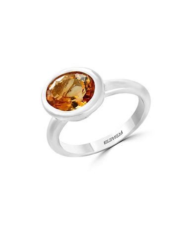 Effy 925 Sterling Silver Citrine Ring-CITRINE-7