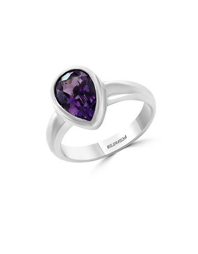Effy 925 Sterling Silver Amethyst Ring-AMETHYST-7