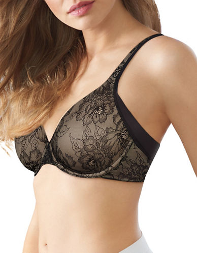 Bali Side Smoothing Bra-BLACK-36C