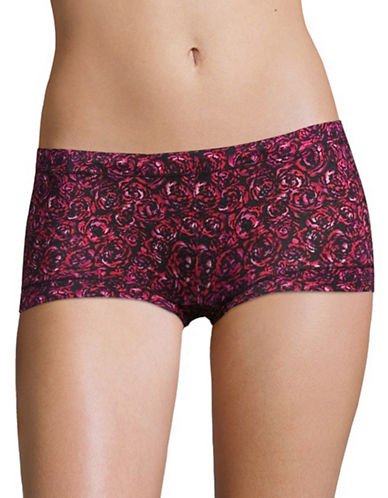 Maidenform Dream Boy Shorts-ROSE-8