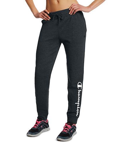 Champion Fleece Graphic Joggers-BLACK-Medium 90026454_BLACK_Medium