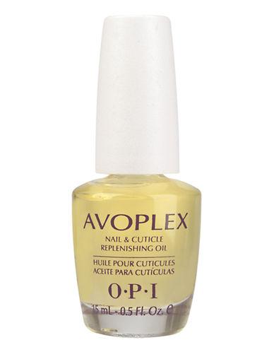 Opi NAIL CARE Avoplex Nail & Cuticle Replenishing Oil-NO COLOUR-50 ml