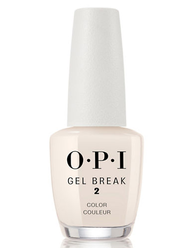 Opi Barely Beige Step Two Gel Break-BARELY BEIGE-15 ml