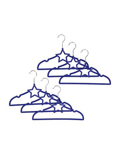 Tendertyme Star Hangers Set-ROYAL BLUE-One Size